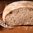 Stock Photo: Detail of bread