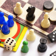 Stock Photo: Board games
