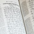 Close-up of the interlinear Bible — Stock Photo