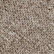 Burlap fabric. — Stock Photo