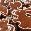 Easter gingerbread cookies. — Stock Photo