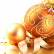 Christmas ornaments — Stockfoto