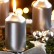 Advent wreath — Stock Photo #27249927