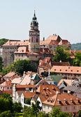 Urban landscape in Europe — Stockfoto