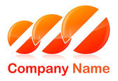 Abstract logo — Stock Vector