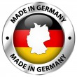 Stock Vector: Made in Germany