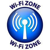 Zone wi-fi — Vecteur