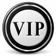 Vector vip icon — Stock Vector