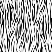 Vector zebra background — Stock Vector