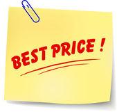 Vector best price message — Vecteur