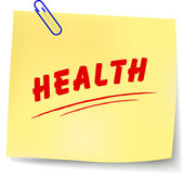 Vector health message — Vecteur