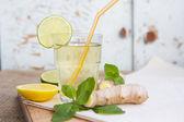 Refreshing drink — Stock Photo
