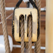 Boat pulley — Stockfoto #38531705