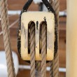 Boat pulley — Stock Photo #38531705