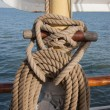 Ship's rigging — Stock Photo #38531707