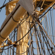 Boat  mast — Stock Photo #41357749