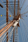 Gemi direği — Stok fotoğraf