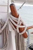 Corda de navio — Fotografia Stock