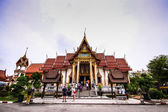 Wat thai — Foto de Stock