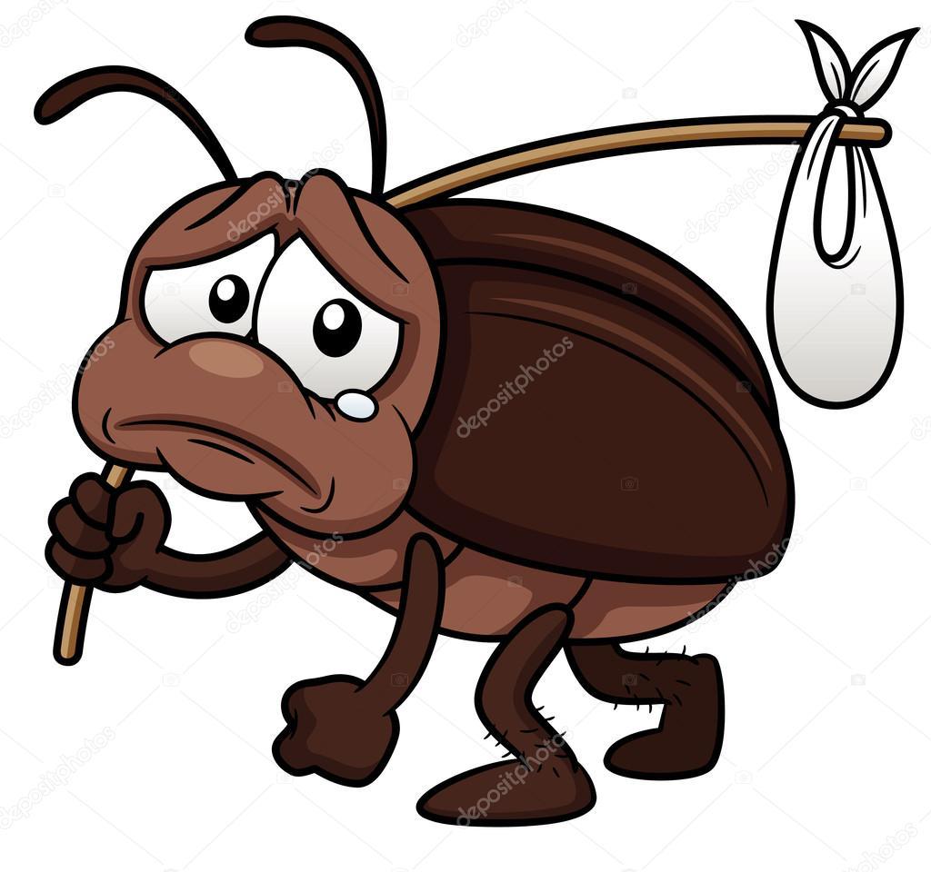 Caricature de cafard sortir image vectorielle sararoom 28933019 - Dessin de cafard ...