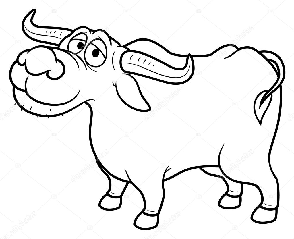 ... Free Printable Heart Coloring Pages further Cartoon Buffalo Coloring
