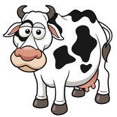 Cow cartoon — Stock Vector