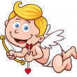 Cartoon cupid — Stock Vector #39389381