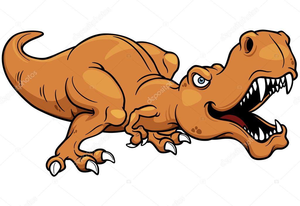 Cartone animato stegosauro — vettoriali stock sararoom