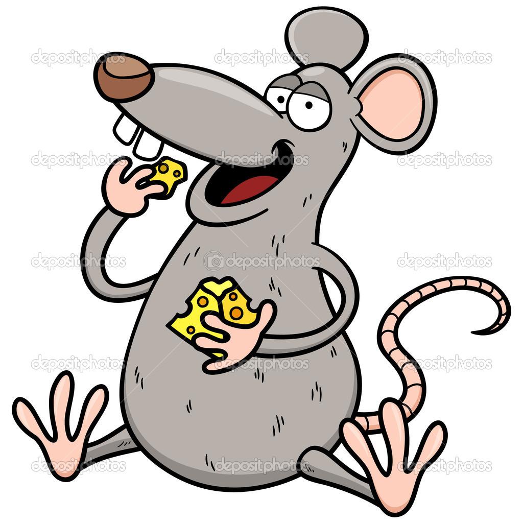 Rat de dessin anim image vectorielle sararoom 40354551 - Dessin d un rat ...