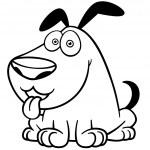 Cartoon Dog — Stock Vector #48908911
