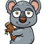 Koala Bear — Stock Vector
