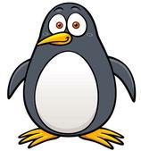 Penguin cartoon — Stock Vector