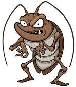 Cockroach — Wektor stockowy