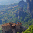 Monasteries of Meteora in Greece — Stock Photo