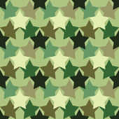 Camouflage pattern with the stars, background on February 23 — Stock Photo
