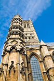 Lincoln Cathedral tower — Stock Photo