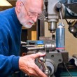 Stock Photo: Toolmaker