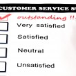 Outstanding service — Stock Photo