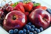 Red fruit — Stock Photo
