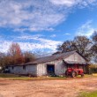 Old farm shed — Stock Photo #28859823