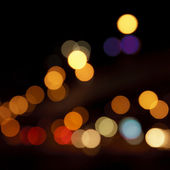 Out of Focus lights abstract background — Stock Photo