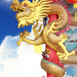 Dragon — Stock Photo #27781135