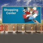 Shoppin — Stock Photo