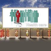 Health care — Stock Photo