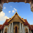 Wat Benchamabophit, bangkok, thailand — Stock Photo