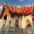 Wat Benchamabophit, bangkok, thailand — Stock Photo #28256909