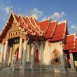Wat Benchamabophit, bangkok, thailand — Stock Photo #28257317