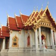 Wat Benchamabophit, bangkok, thailand — Stock Photo #28257405