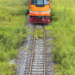 Train in Thailand — Foto Stock