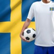 Soccer player — Stock Photo #33431783